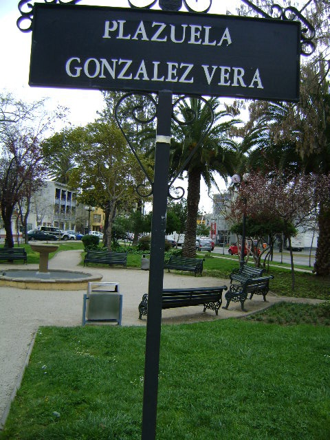 Plaza González Vera