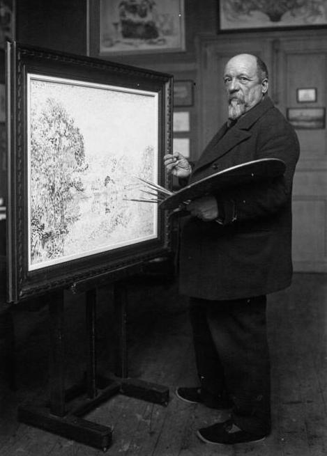 Paul Signac en 1923