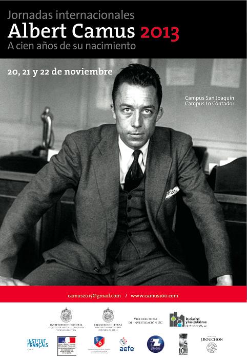 Jornadas A Camus