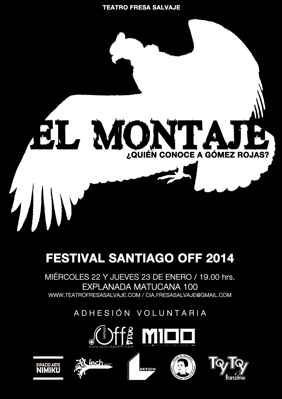 Montaje Santiago Off